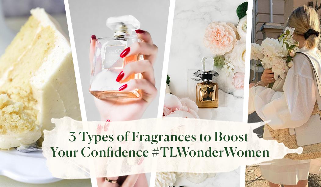 3 Rekomendasi Aroma Parfum untuk Meningkatkan Kepercayaan Dirimu #TLWonderWomen