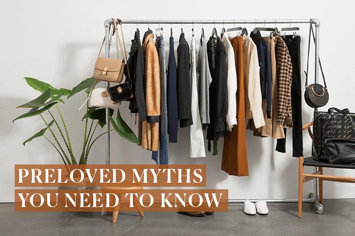 Nggak Perlu Takut, Ini 3 Mitos Belanja Barang Preloved!