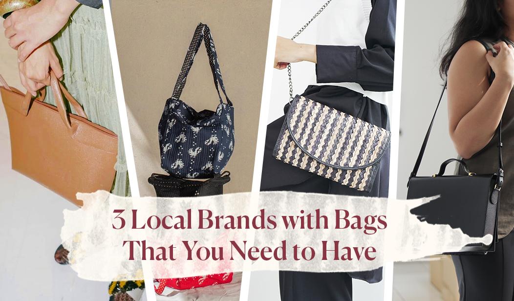 3 Brand Lokal Dengan Tas Yang Wajib Kamu Punya: Meraki Goods, Du Anyam, Sejauh Mata Memandang