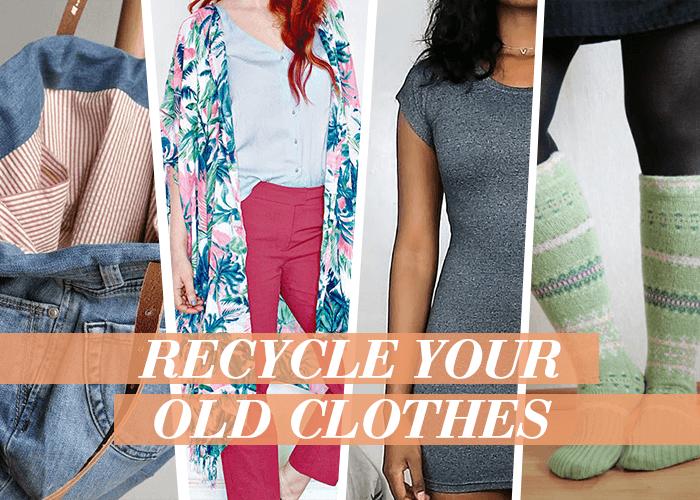 Mudah dan Fungsional, Ini 5 Ide Daur Ulang Baju Bekasmu!