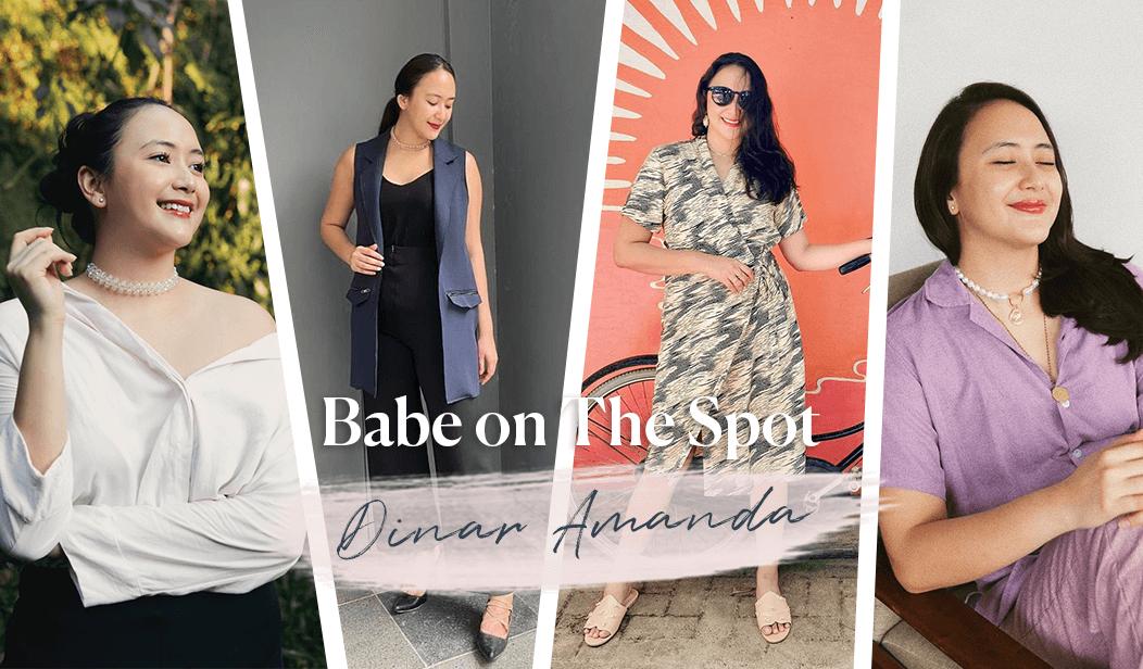 5 Ways to be as Chic as Dinar Amanda