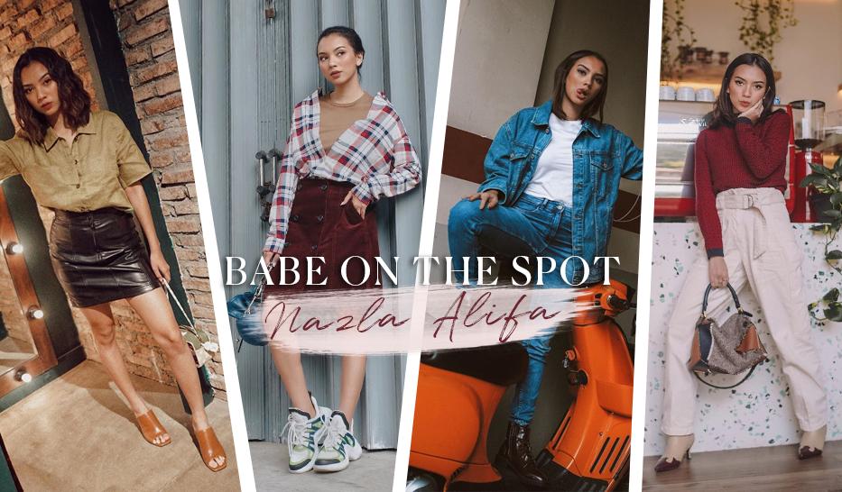 Babe On The Spot - Nazla Alifa
