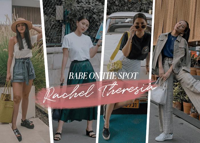 Babe on the Spot - Rachel Theresia