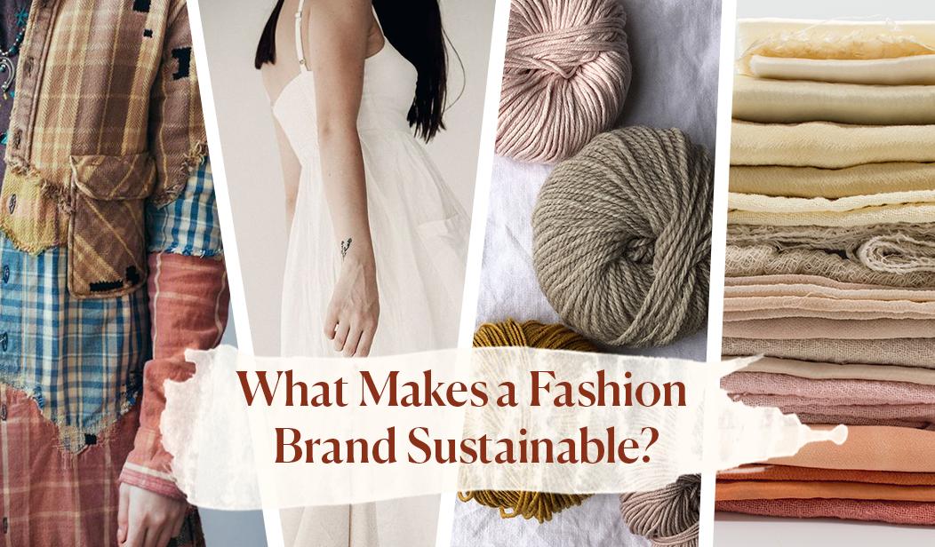 "Apa Yang Membuat Sebuah Sustainable Brand, ""Sustainable""?"