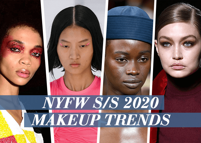 5 Tren Makeup Dari New York Fashion Week S/S 2020
