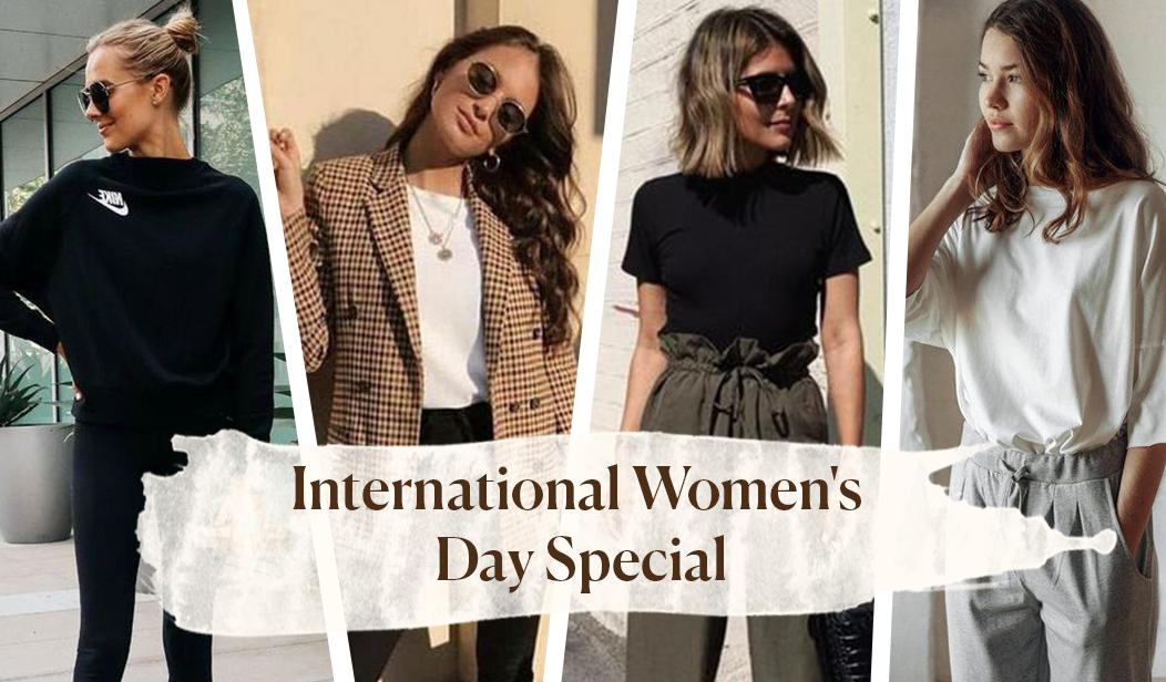 International Women's Day Special: Outfit Sehari-hari untuk Perempuan Kuat