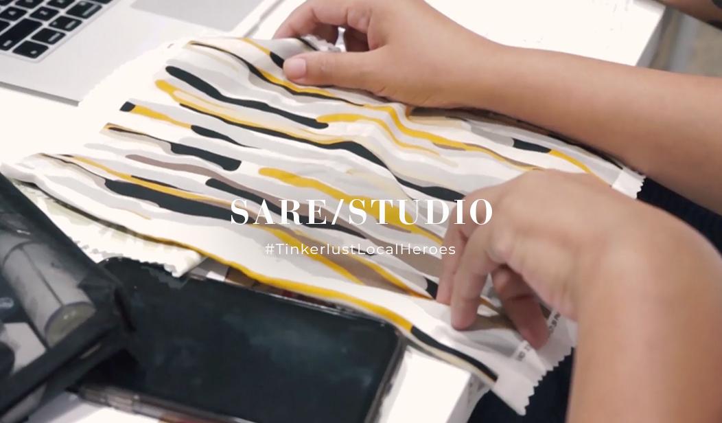 Piyama Modern Yang Stylish dan Nyaman à la SARE/studio #LocalHeroes