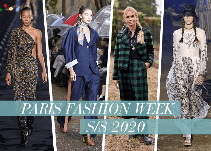 Tampilan Terbaik di Paris Fashion Week S/S 2020